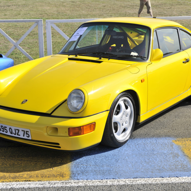 964 Carrera RS Competition
