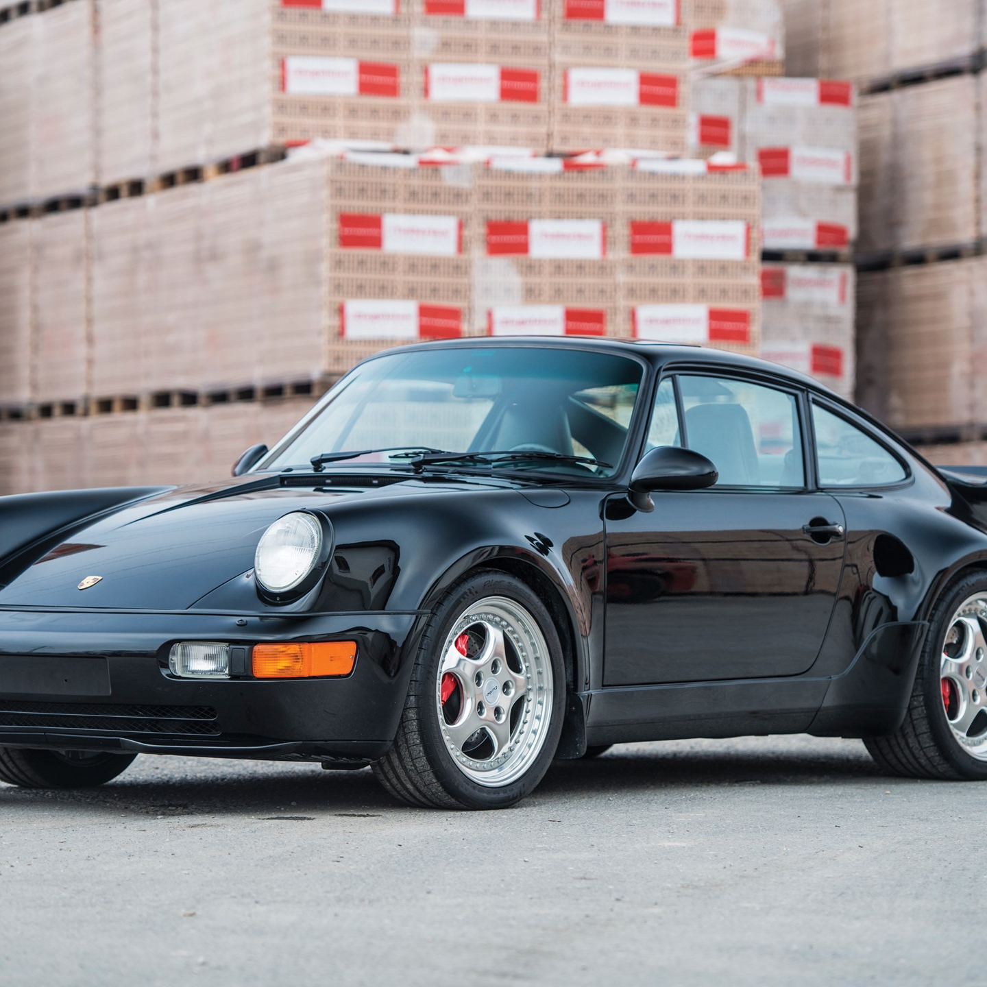 Porsche 911 Turbo 3.6 S 'Package'