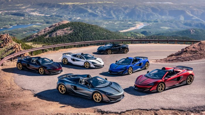 McLaren Pikes Peak Collection