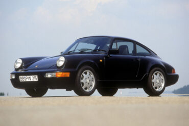 porsche 964 vin and engine numbers