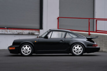 porsche 964 sales and production