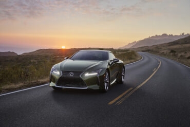 Lexus LC 500 2020 inspiration series