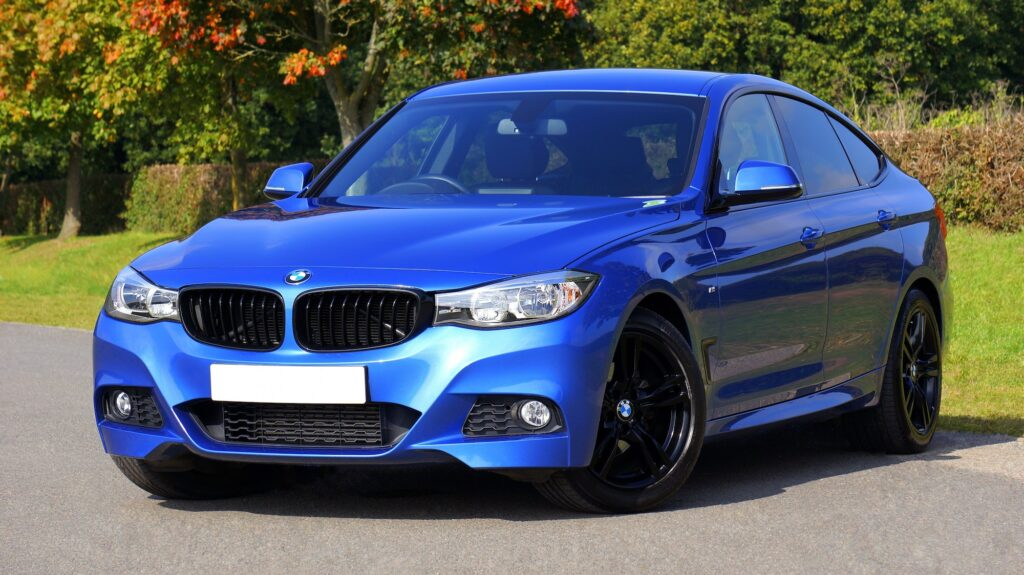 selling your car in the UK BMW