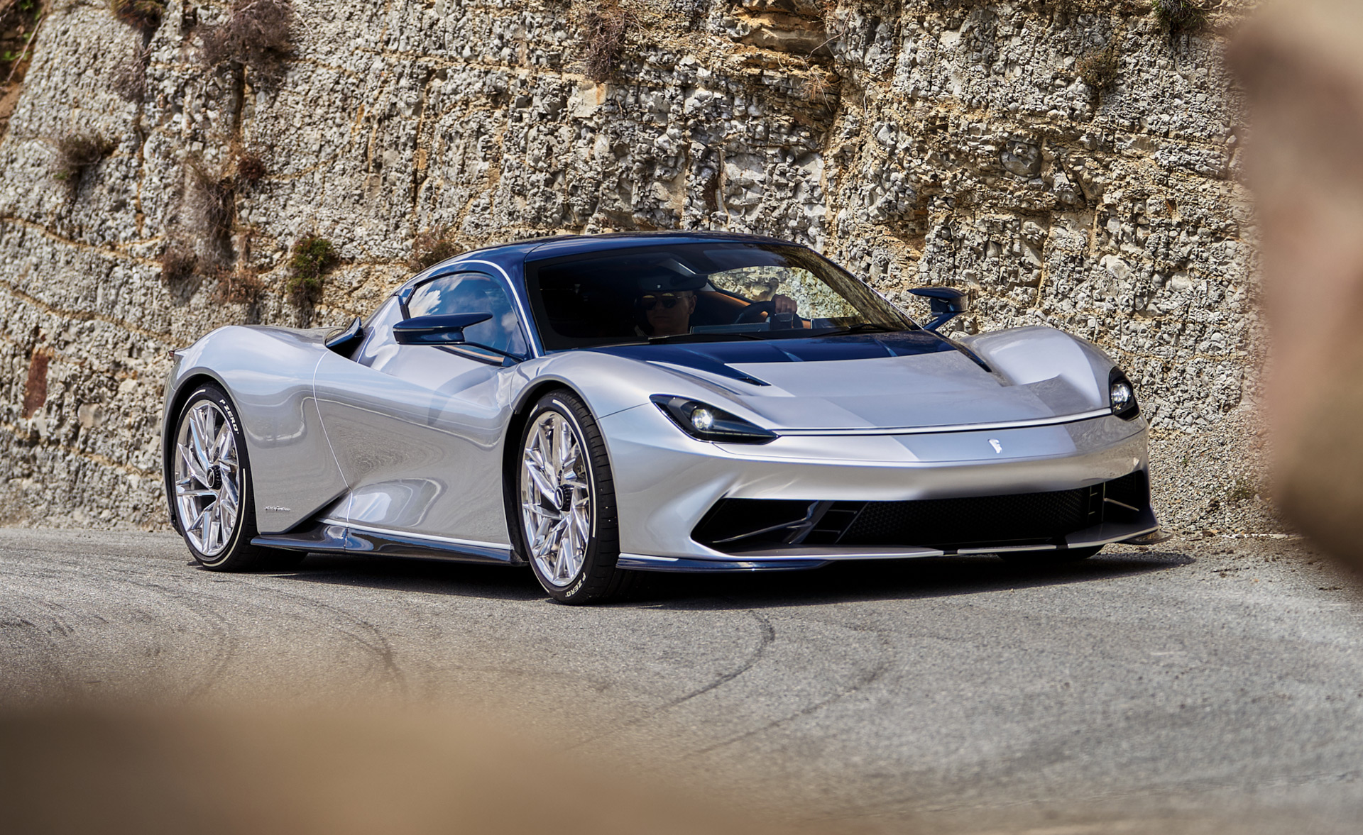 Pininfarina Releases Photos of the Battista on the Road | News | SuperCars.net
