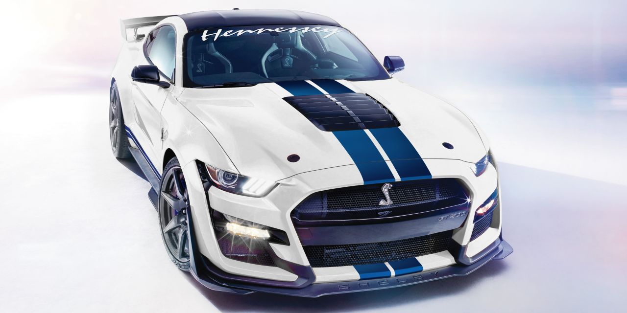 2020 Hennessey Mustang GT500