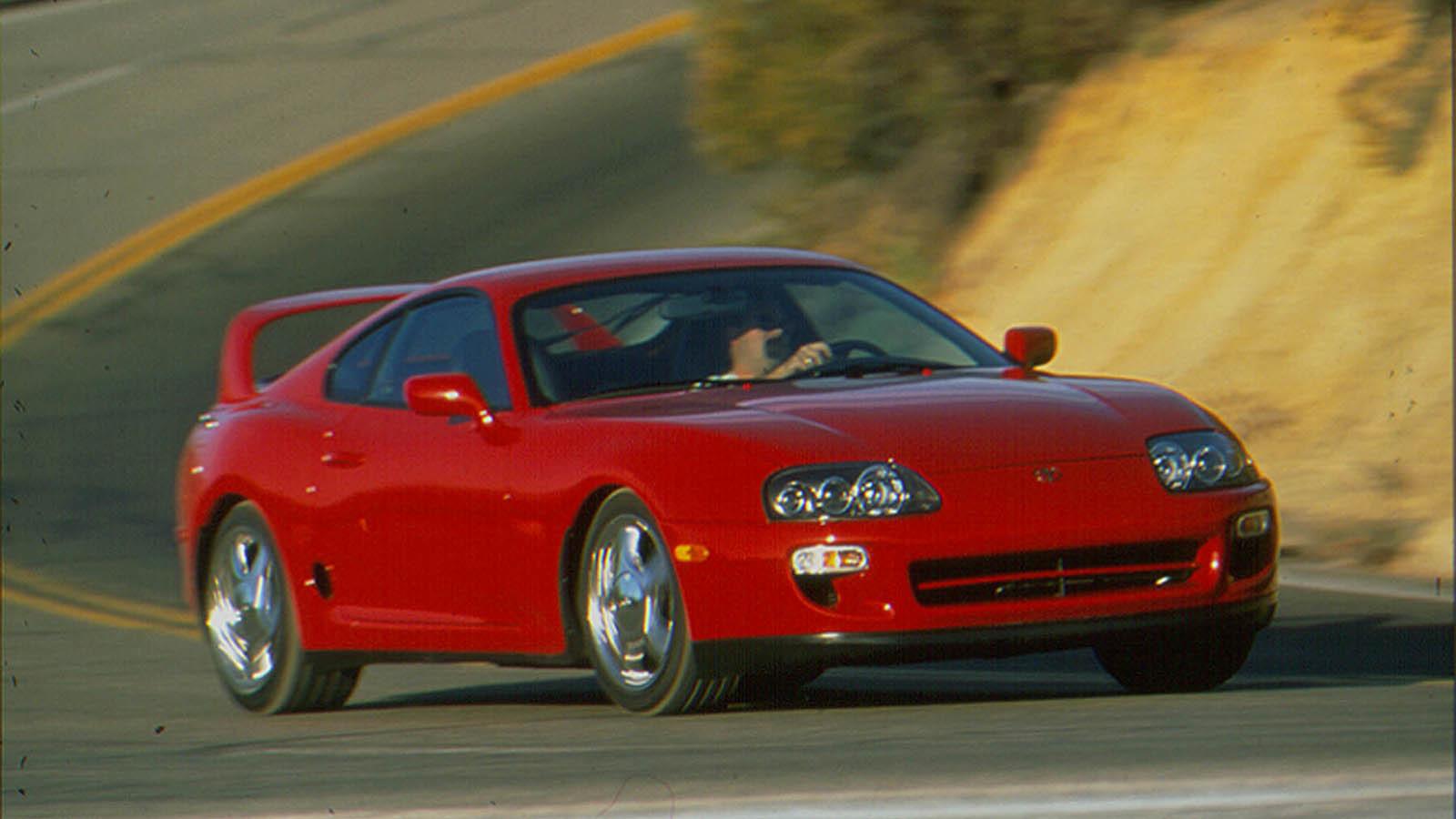 Kekurangan Toyota Supra 2002 Tangguh