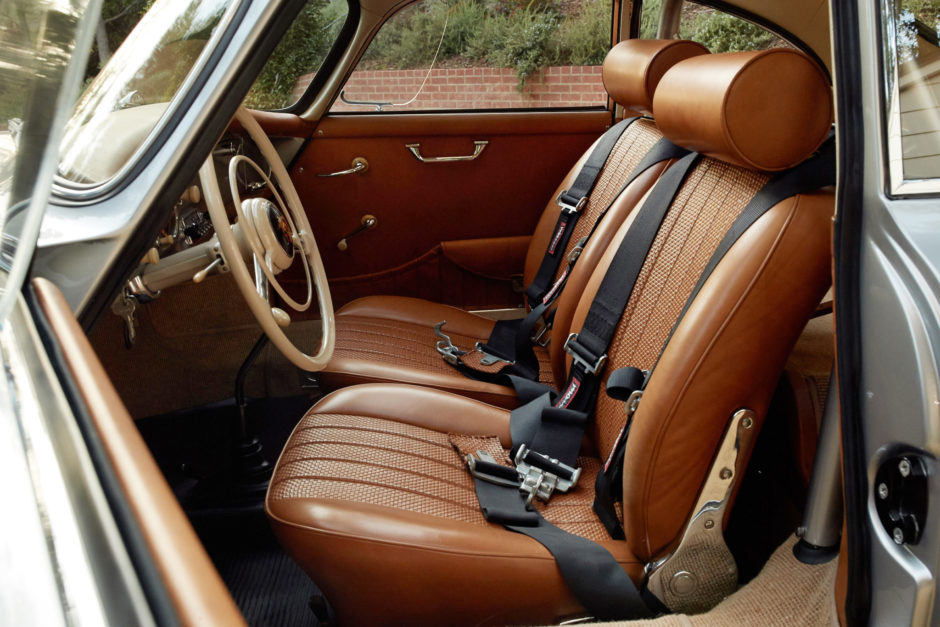 1959 Porsche 356A Emory Outlaw