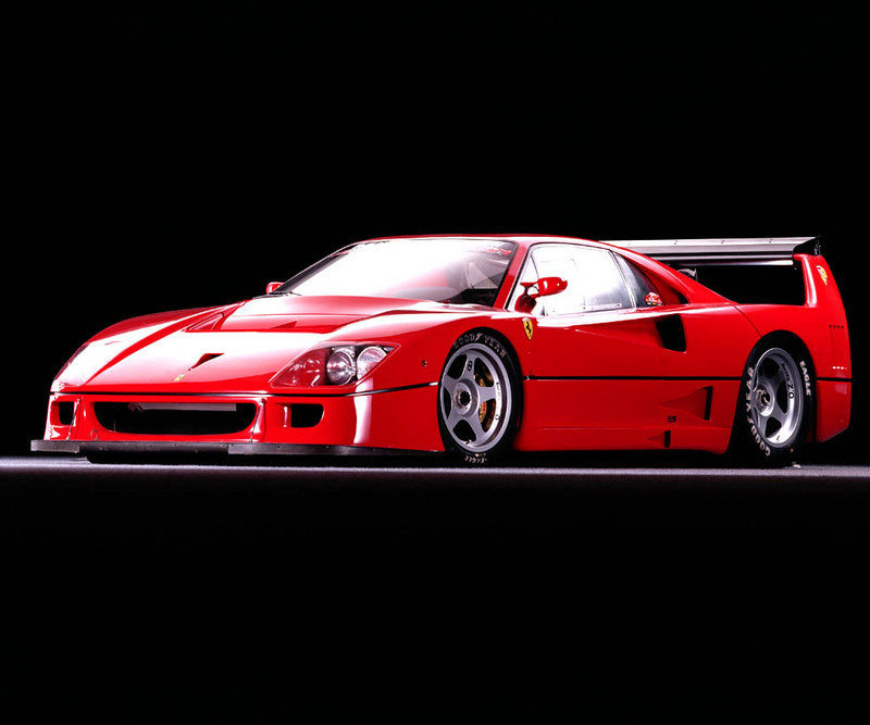 1989 Ferrari F40 Lm Guide History Specifications