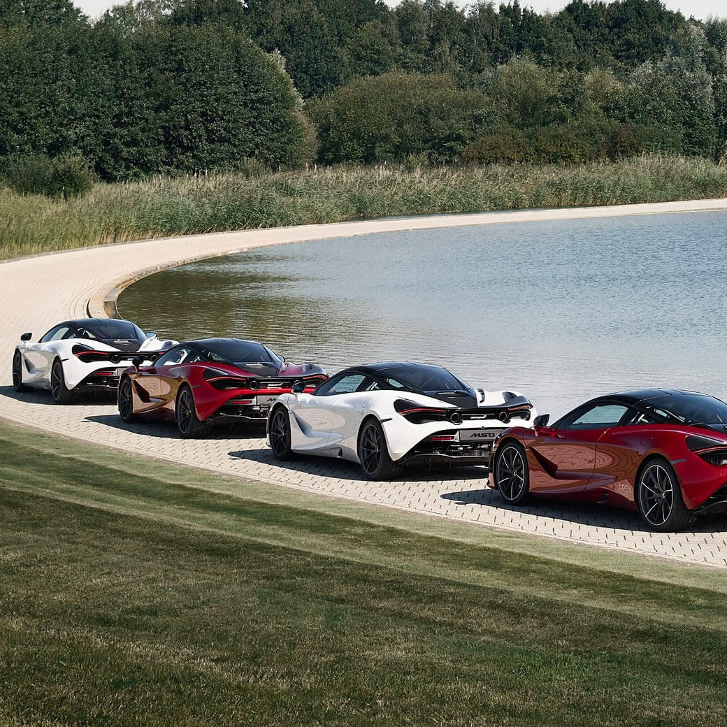 McLaren 720S MSO Apex Collection