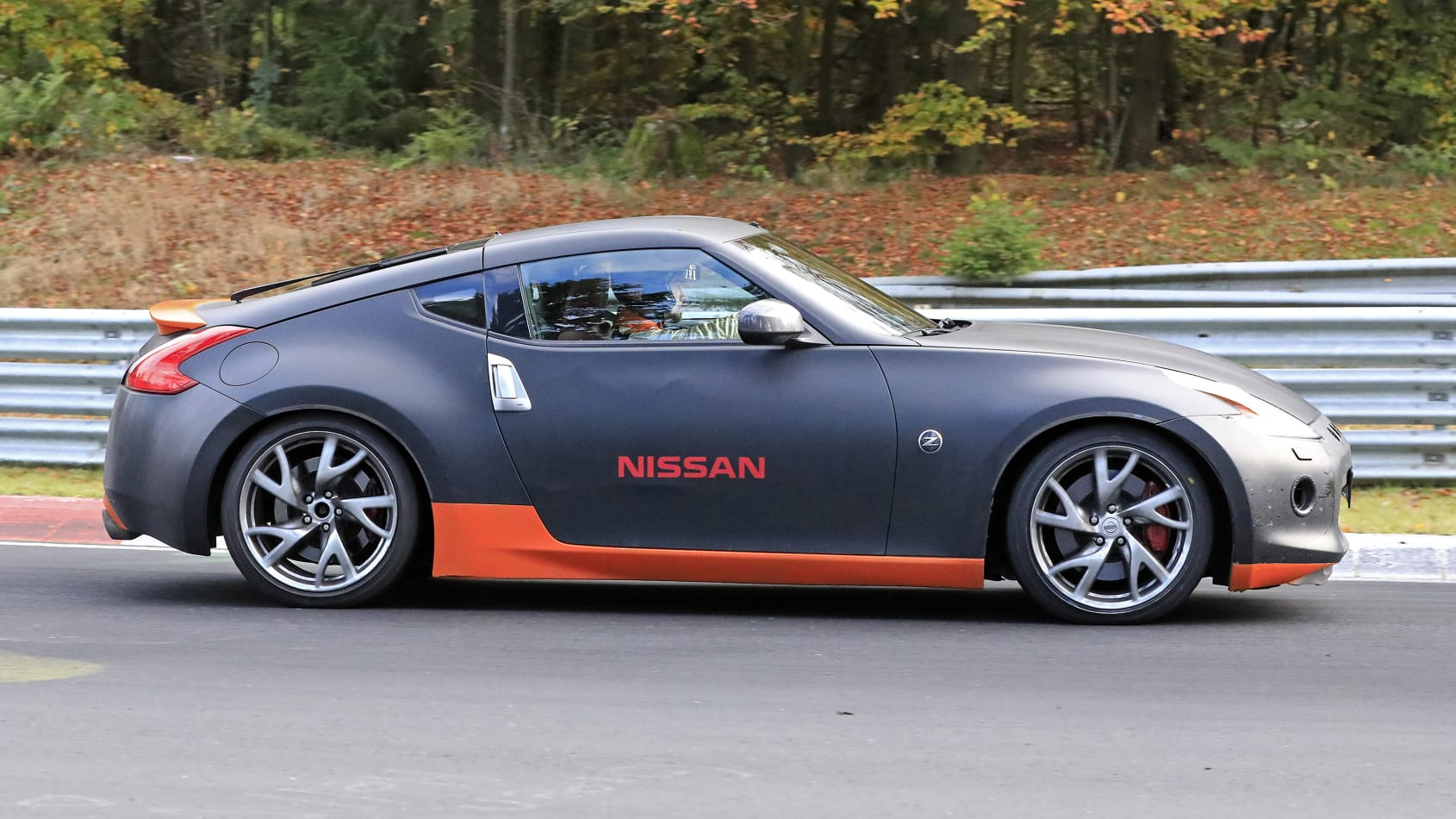 2020 Nissan 370Z replacement