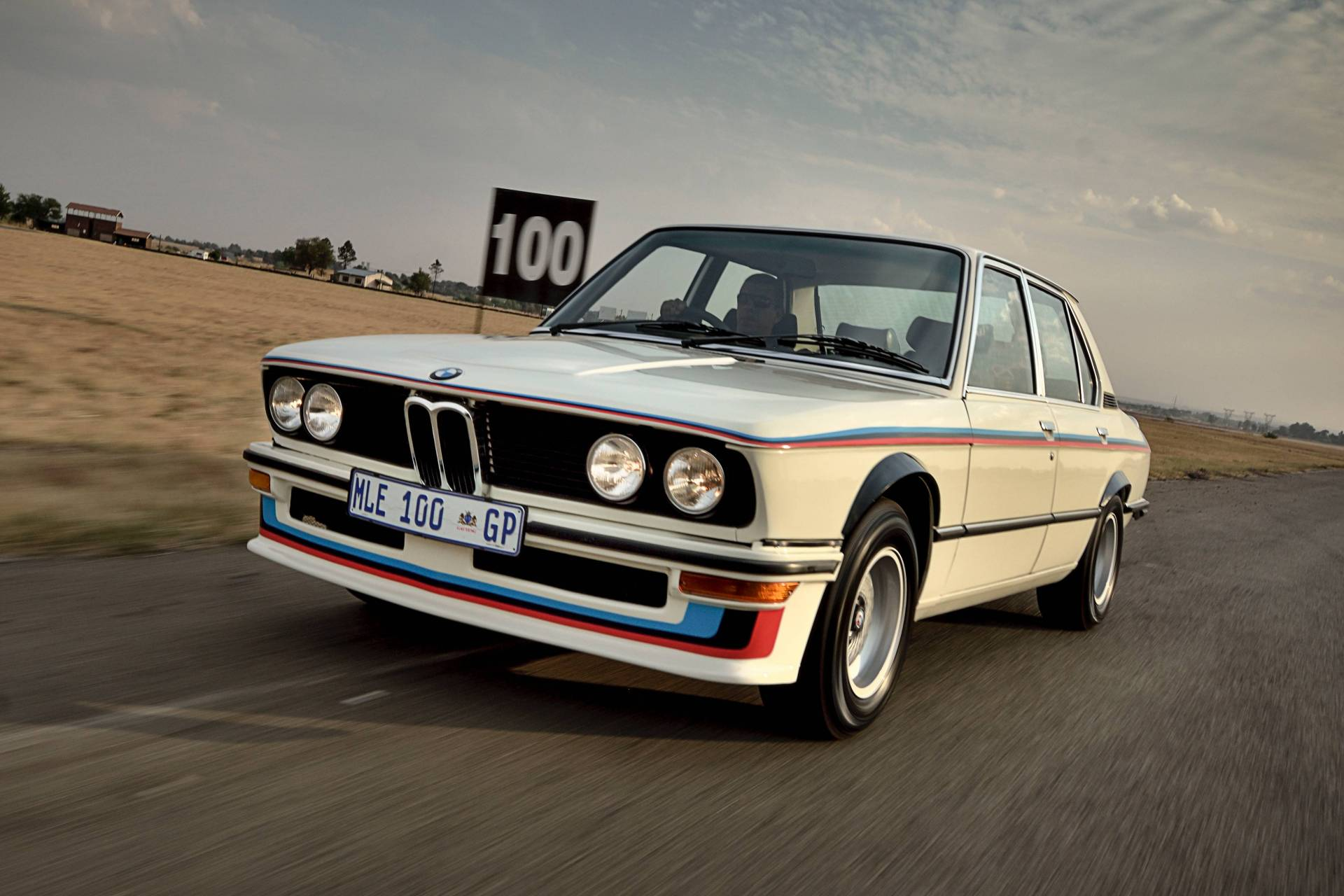 1976 BMW 530 Motorsport Limited Edition