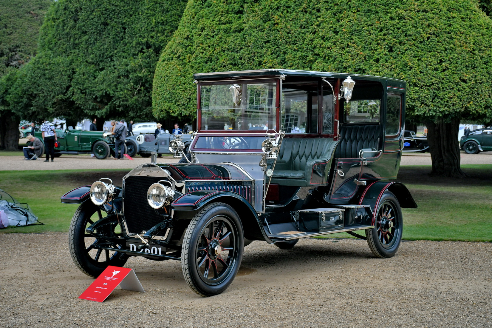 Napier L49 from 1904