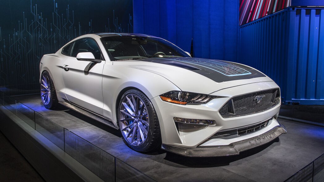 A 900 Hp Mustang That S Electric News Supercars Net