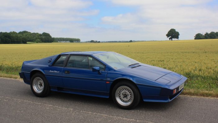 1987 Lotus Esprit Turbo HC