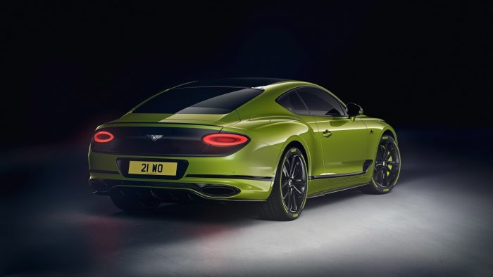 Bentley Limited Edition Continental GT