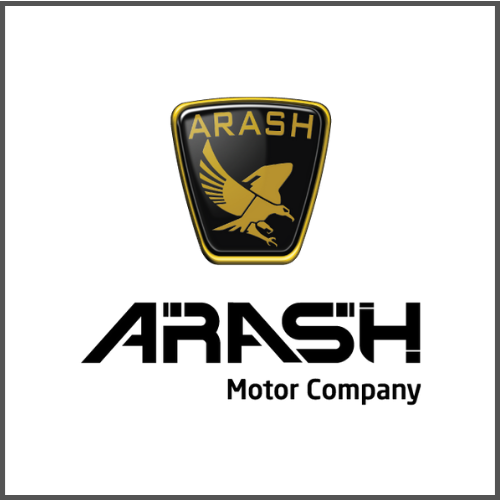 Arash Motor Company Logo