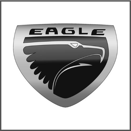 Eagle Car Logo