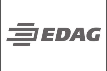 Edag Car Logo