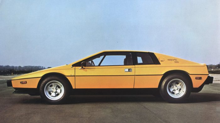 Lotus Esprit S2 Model