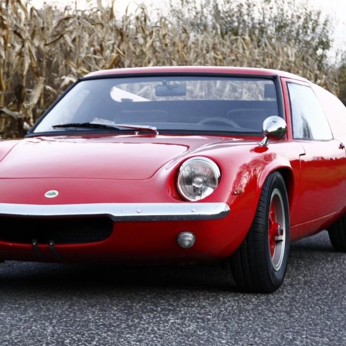 Lotus Europa S1 Type 46