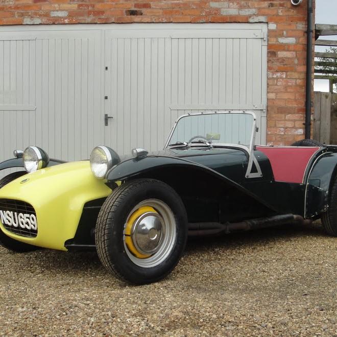 Lotus Super Seven S2