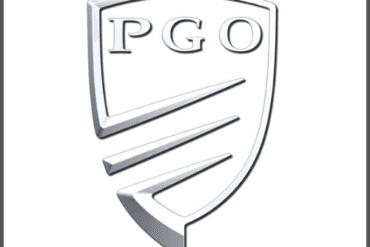 PGO cars logo
