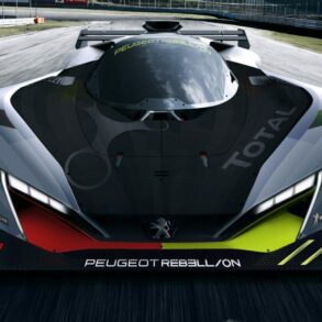 Peugeot and Rebellion racing