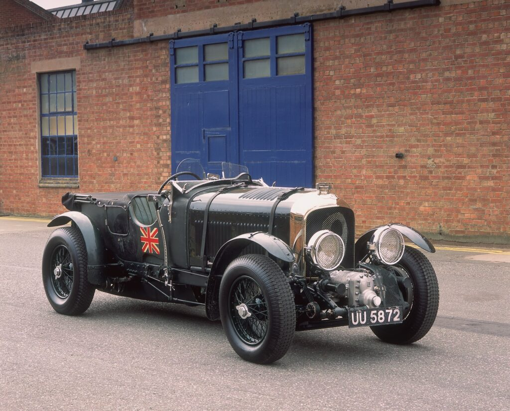 Bentley 41/2-litre Blower