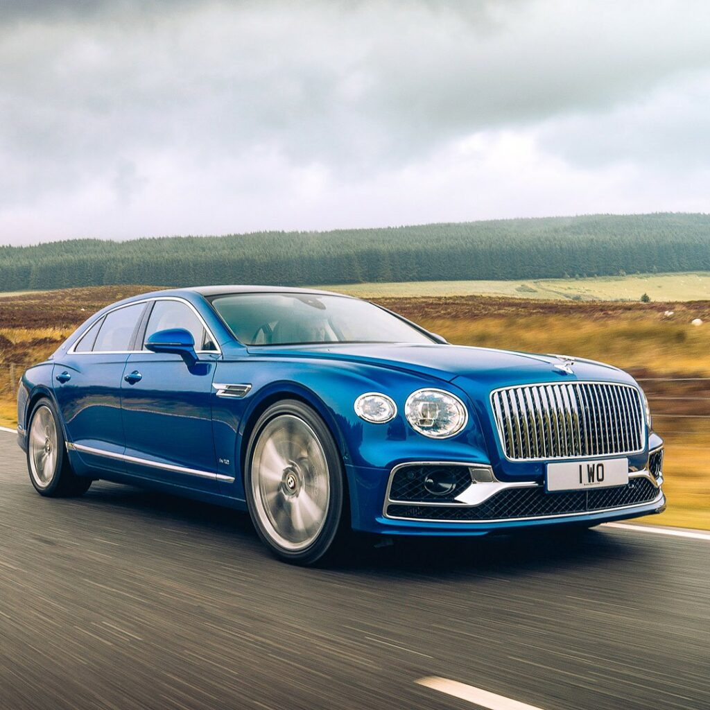 Bentley 2020 Model List: Current Lineup, Prices & Reviews