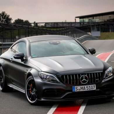 2021 Mercedes-AMG C 63 S Coupe