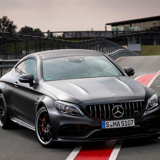 2020 Mercedes-AMG C 63 S Coupe