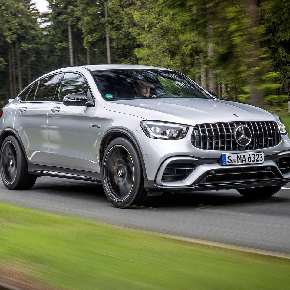 2020 Mercedes-AMG GLC 43 Coupe