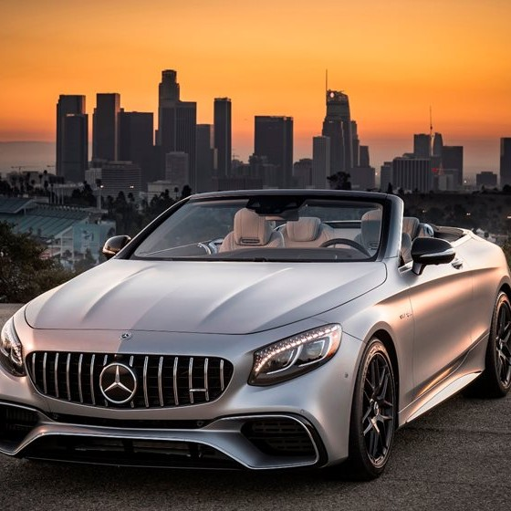 2020 Mercedes-AMG S 63 Cabriolet
