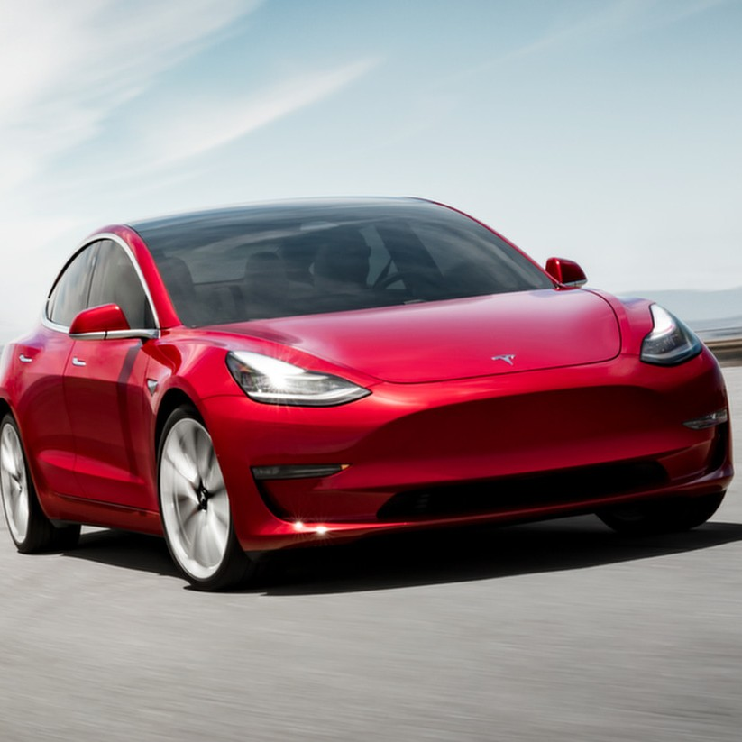 2018 Tesla Model 3 Performance Dual Motor -