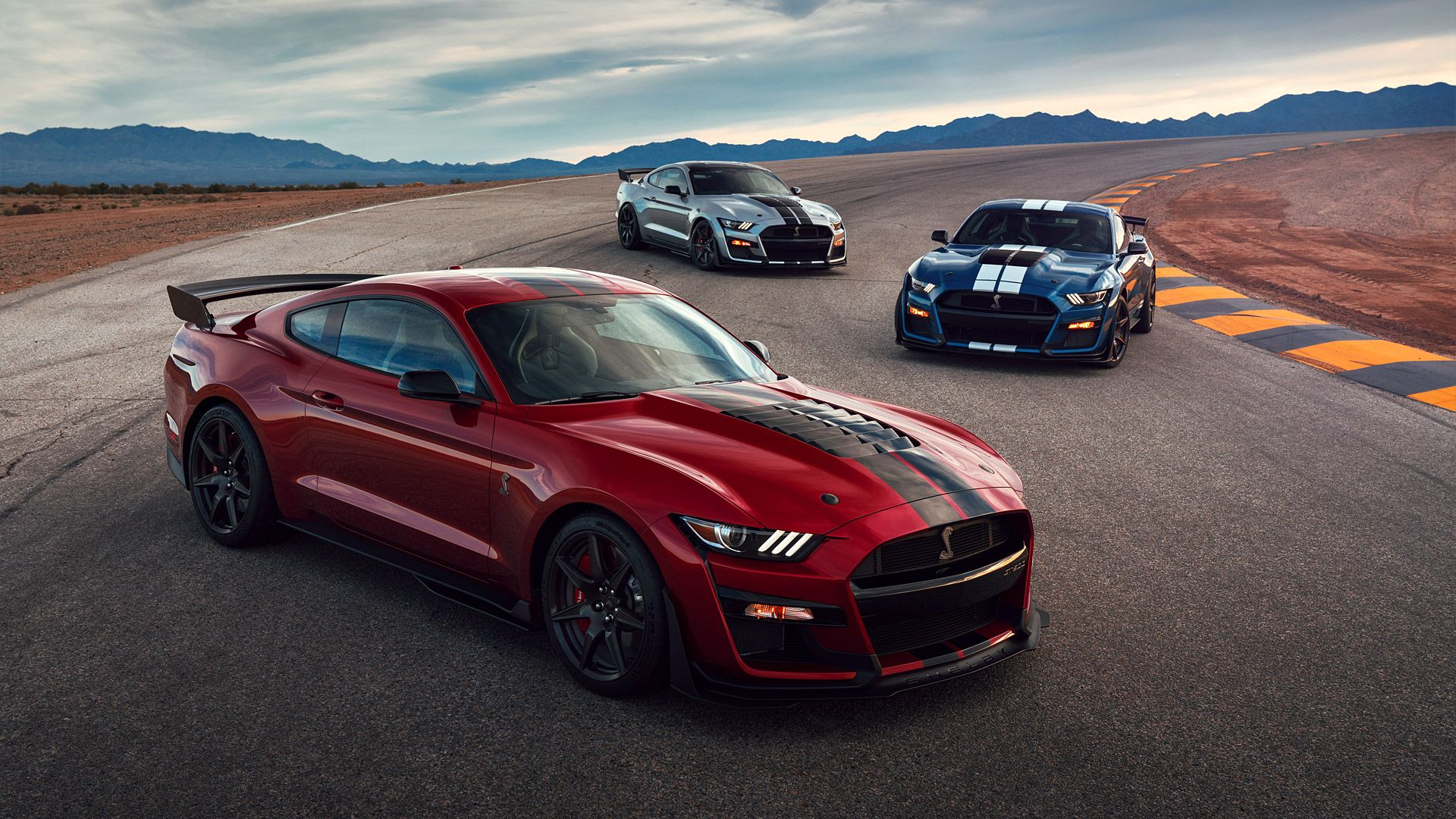 2020 ford performance