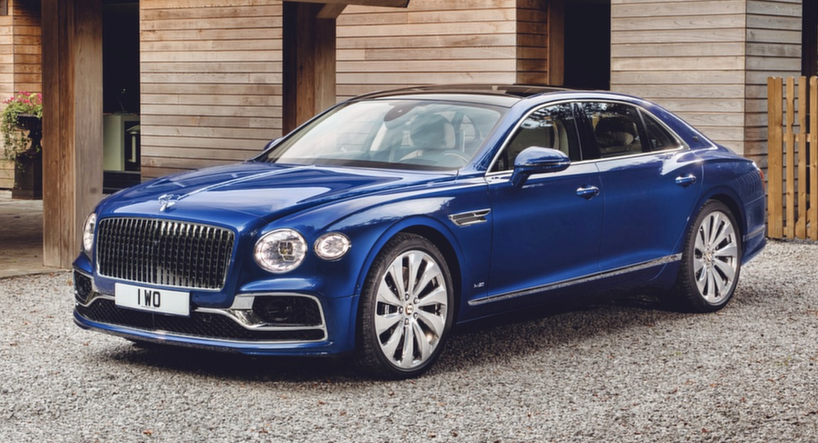 Bentley 2020 Model List Current Lineup Prices Reviews