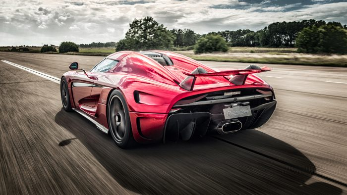 current hypercars