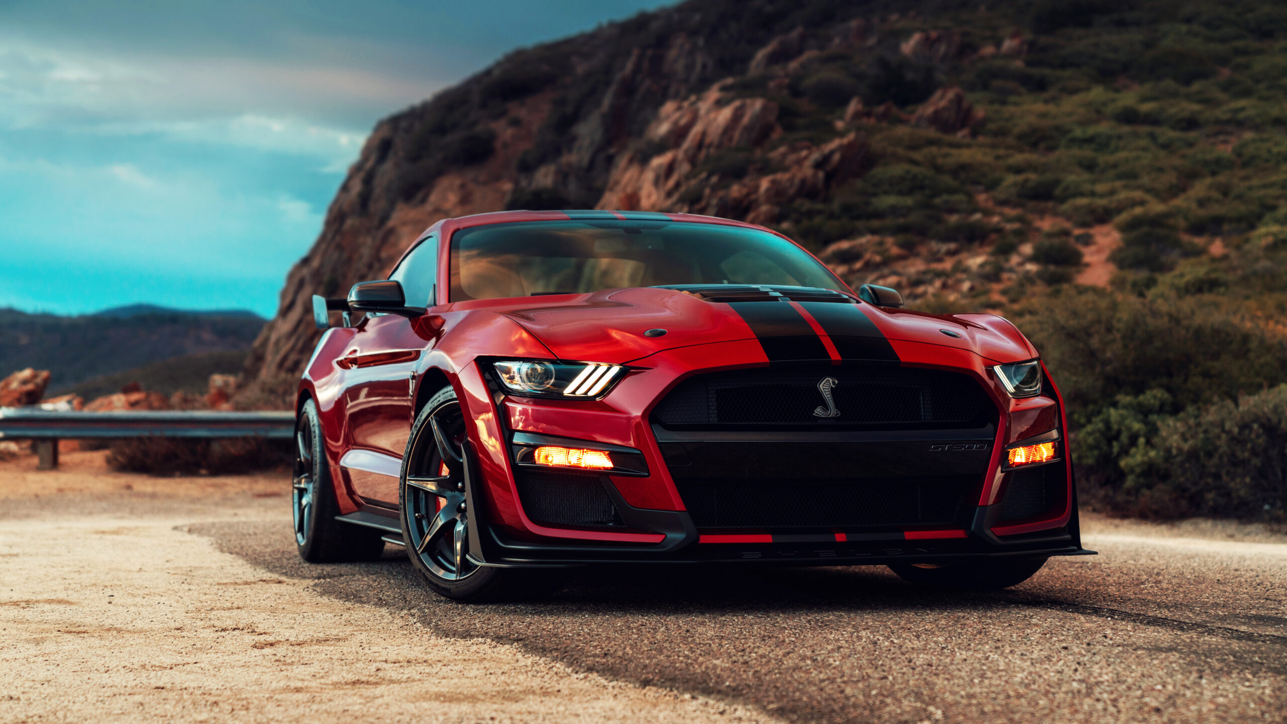 Ford Updates The Mustang And Shelby Gt500 For 2021 Model Year Ford Mustang Supercars Net