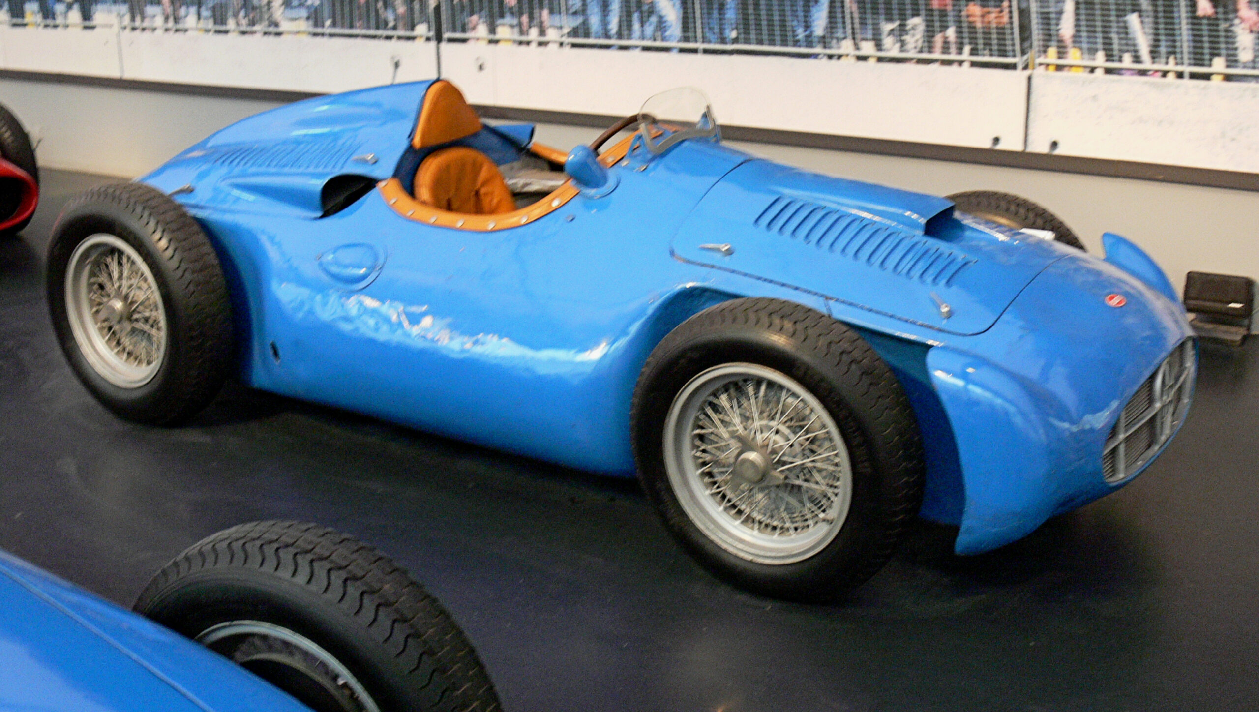 The 1955 Bugatti Type 251 Race Car