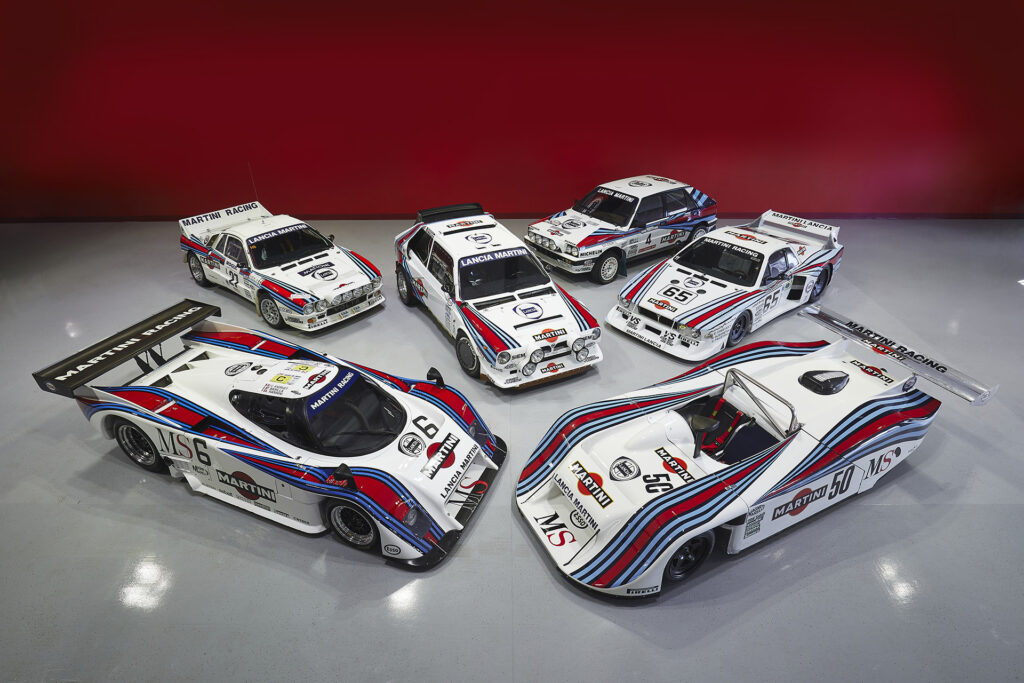 Lancia Race and Rally cars for sale