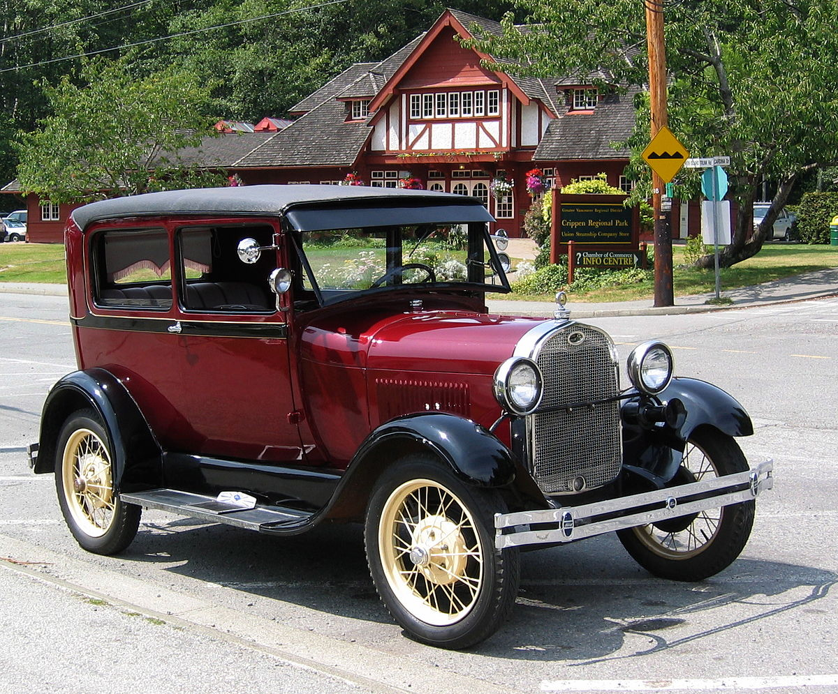 1927-1931 Model A Ford