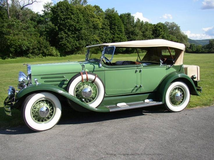1930 Cars