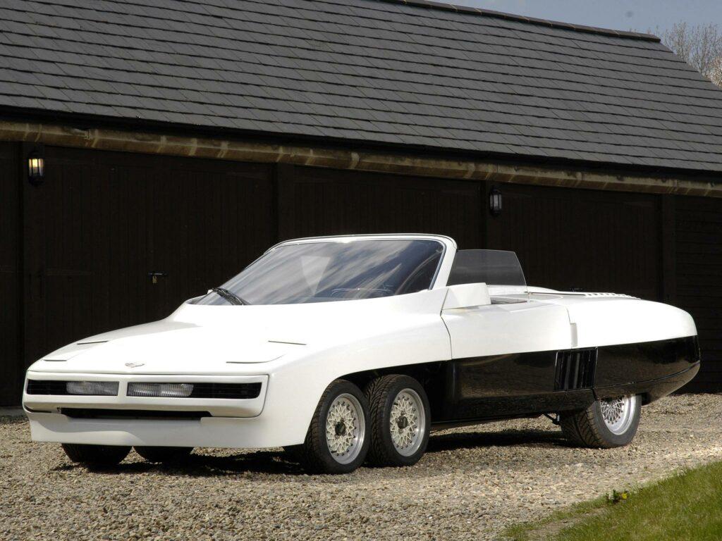 1977 Panther 6