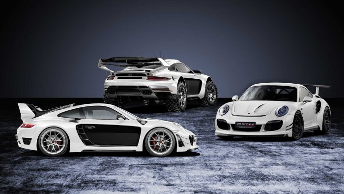 Gemballa future vehicles