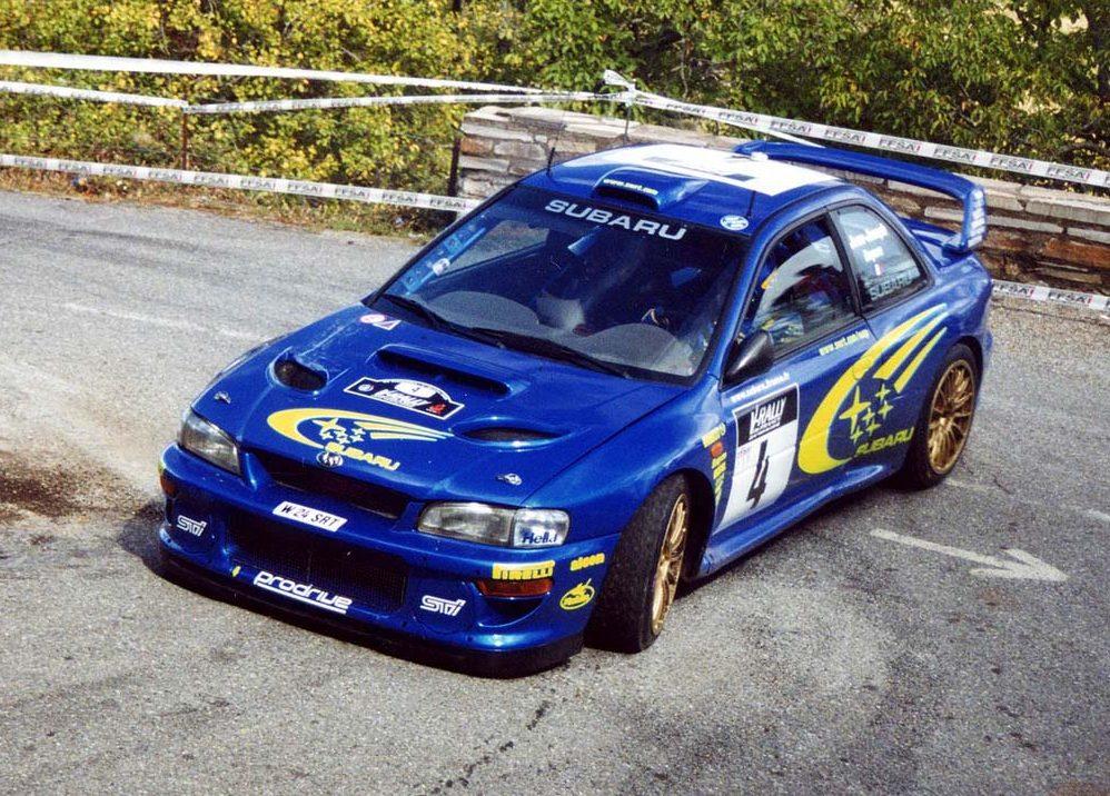 1997 Subaru Impreza S3 WRC