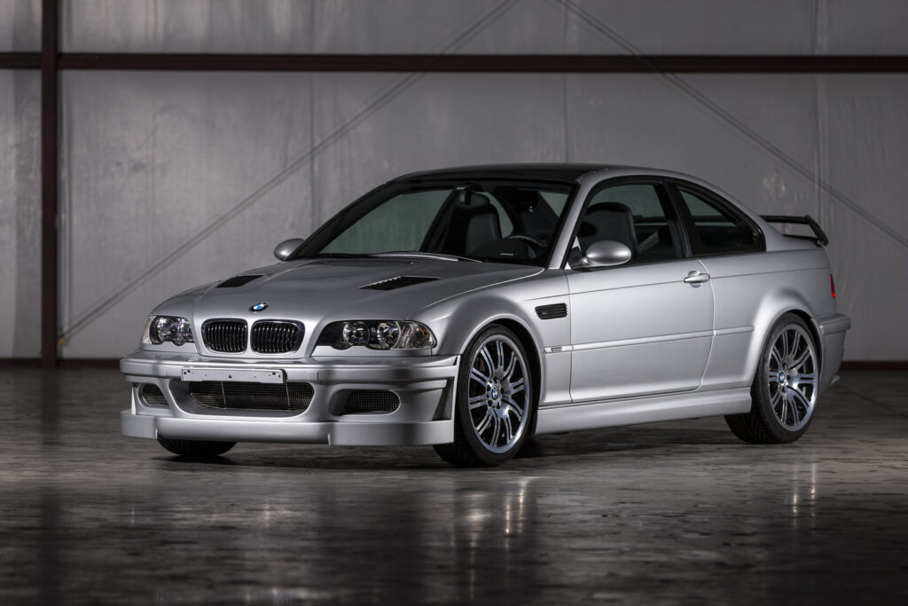 2002 BMW M3 GTR Straenversion