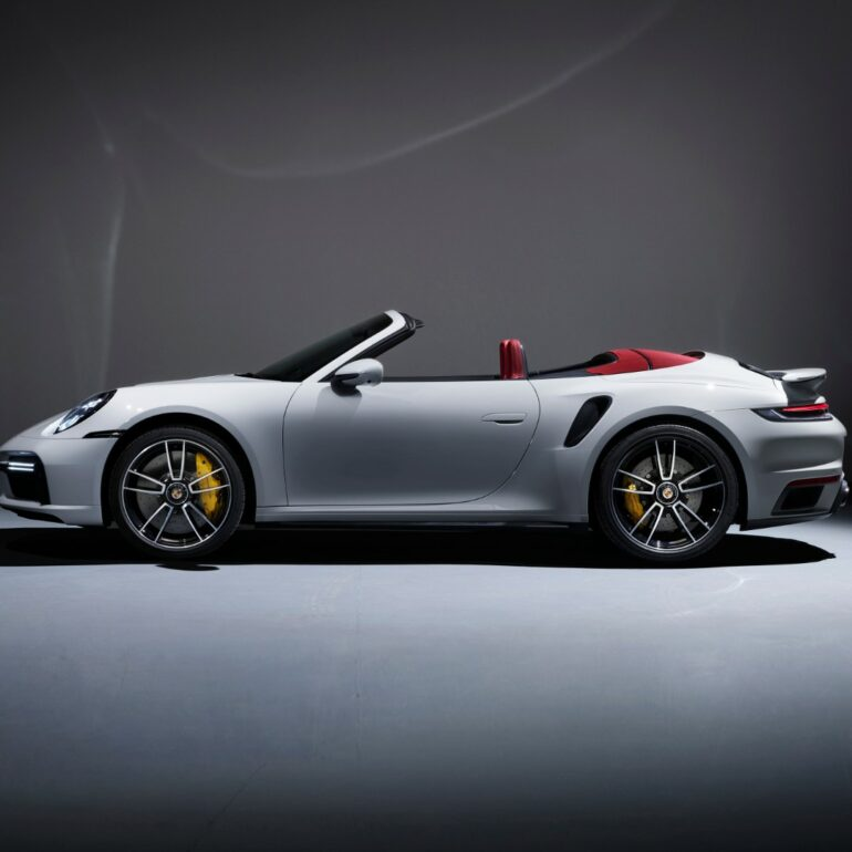 2021 911 Turbo S Cabriolet