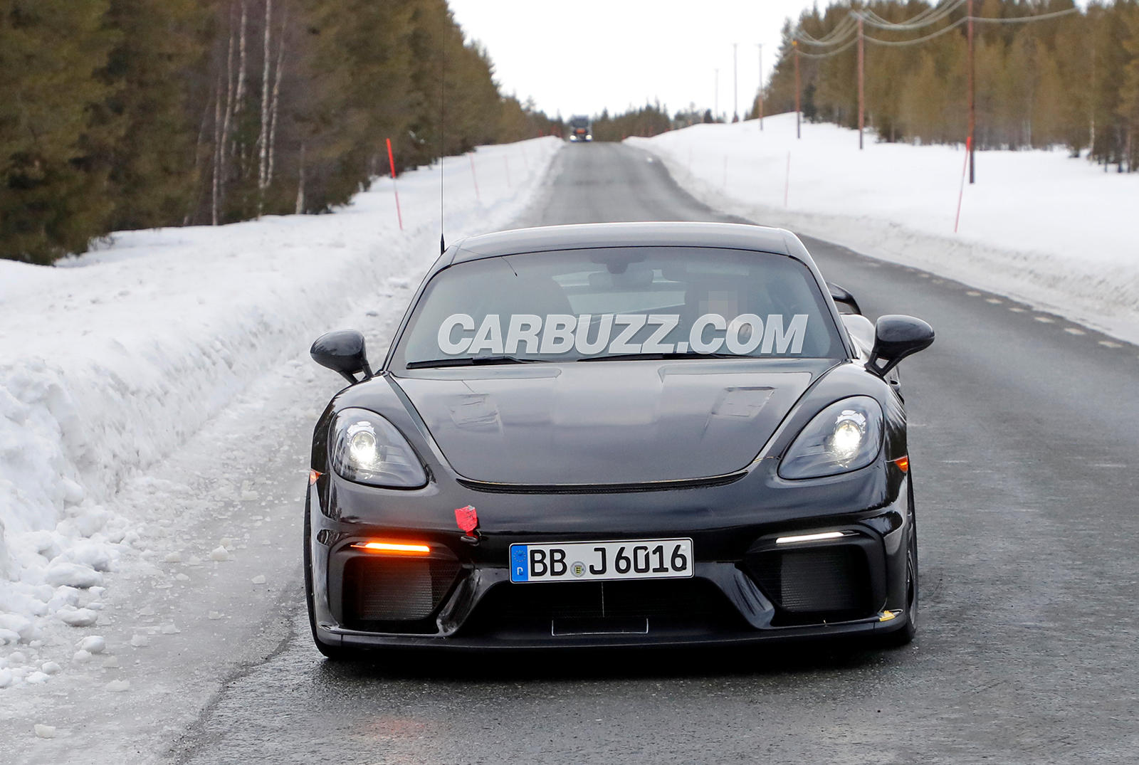 718 Cayman GT4 RS