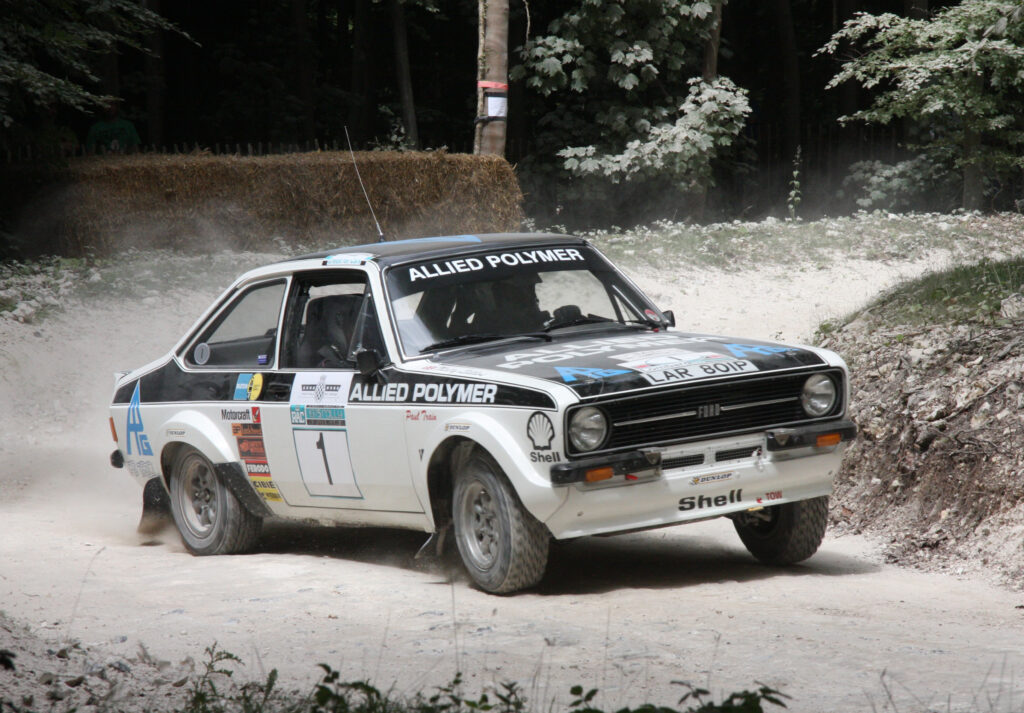 1975 Ford Escort RS1800