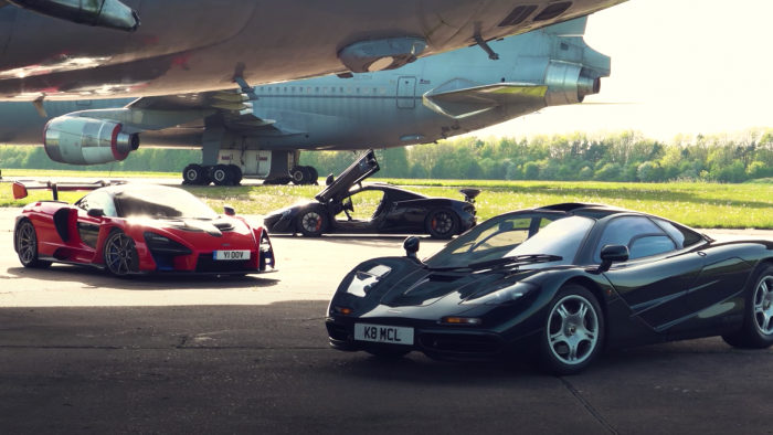 McLaren F1 vs. P1 vs. Senna Reviewed Back to Back